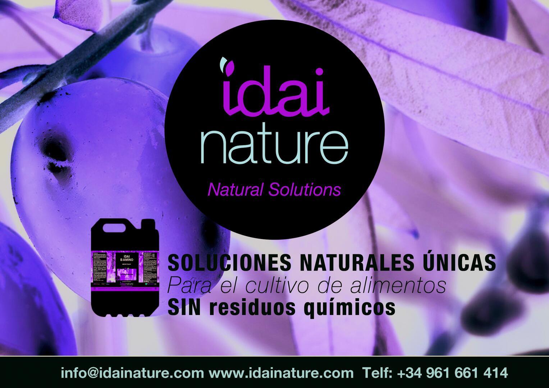 abonos ecológicos para olivar Idai Nature