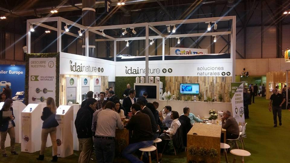 stand fruit attraction Idai Nature agricultura sostenible