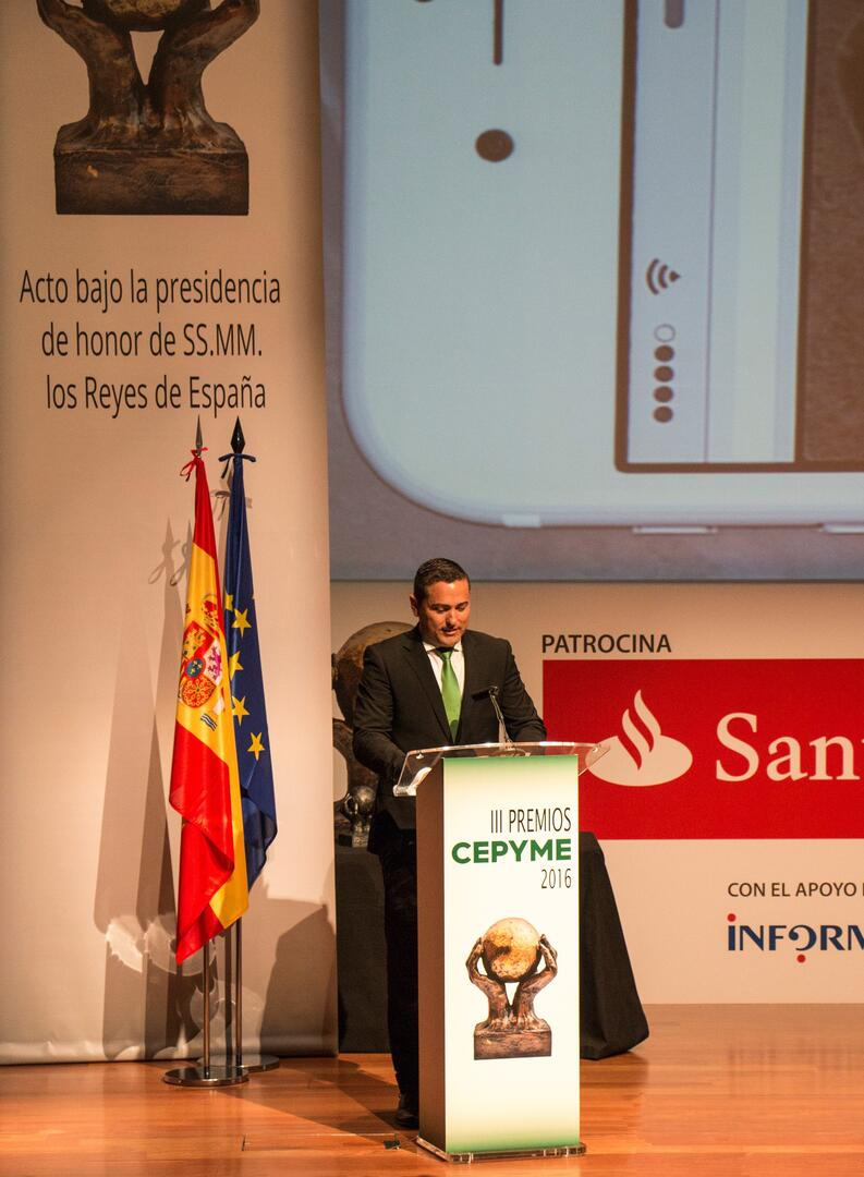 Mejor PYME española