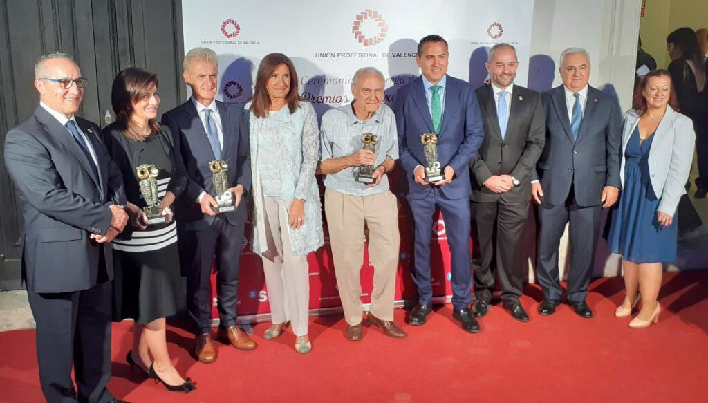 Entrega Premios Excelencia Profesional