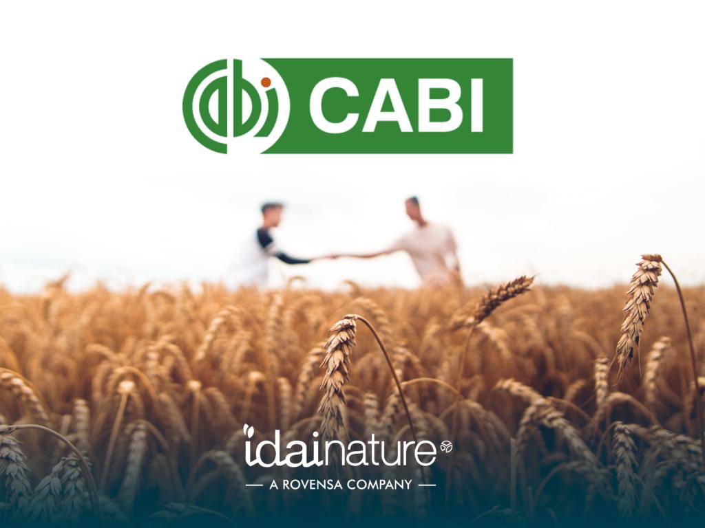 Idai Nature nuevo miembro del portal CABI