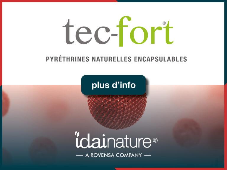 Idai Nature lanza Tec-Fort en Francia