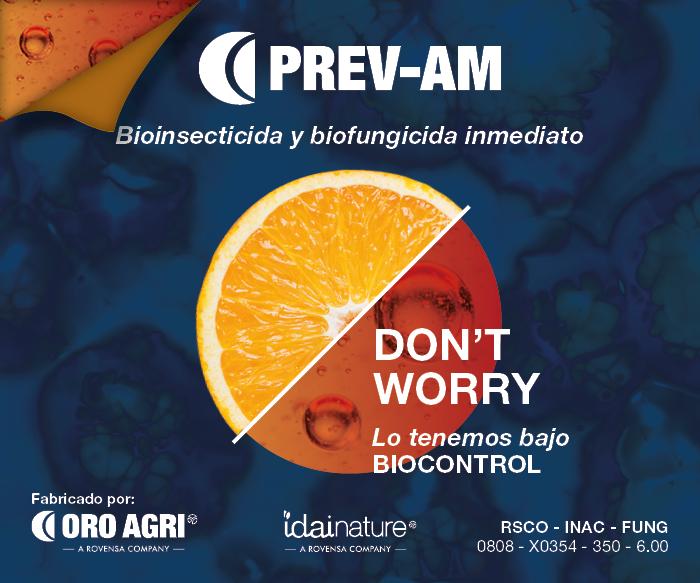 Idai Nature lanza PREV-AM en México