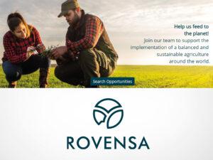 Rovensa  website