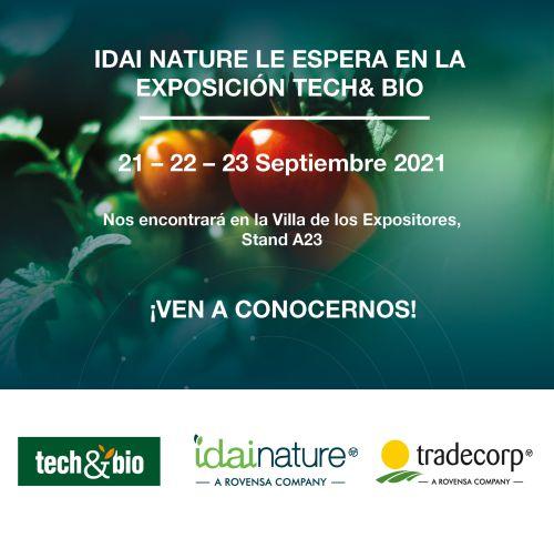 Tech & Bio, el salón agrícola internacional en Francia.